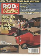 ROD & CUSTOM MAGAZINE July 1994 Custom Truck AL