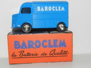 Citroen HY camionnette 1200kg Baroclem 25CB Dinky Toys Atlas 1/43 NEUF +Boite