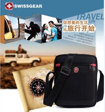 SWISSGEAR Men's Tablet Shoulder bag Messenger bag cross body sling Bag for ipad2