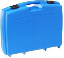 515 X 415 X 135mm Blue Polypropylene Storage Case With Foam Insert