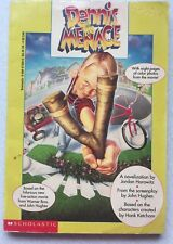 Dennis The Menace Scholastic 1993 Paperback