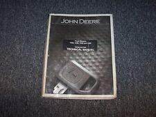 John Deere 1420 1435 1445 1565 Front Mower Service Repair Manual TM1806