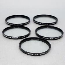 Spiratone 77mm Diffuser Glass Camera Lens Filter