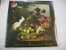 PROCOL HARUM - EXOTIC BIRDS AND FRUIT - REISSUE 2LP RED VINYL NEW SEALED 2015