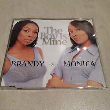 Maxi CD - Brandy & Monica - The Boy Is Mine #gutestun