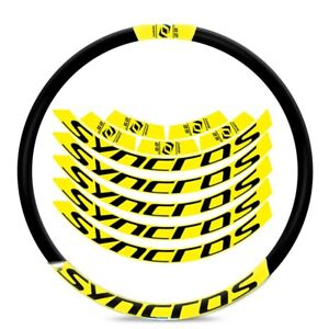 DT HX581 581 Wheel Sticker for Mountain Bike MTB Bicycle Cycling Decal