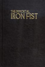 IMMORTAL IRON FIST VOL. 2: CITIES OF HEAVEN HC (2008 Ser #1 W/O JACKET Near Mint