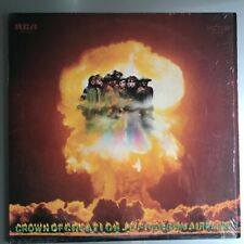 Jefferson Airplane – Crown Of Creation Vinyl LP USA 1968 Excellent copy!