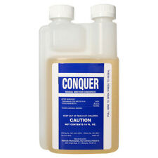 Conquer Liquid Insecticide 1 Pt For Fleas Ants Ticks Roaches Spiders Scorpions