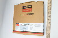 Simpson Strong-Tie CS22-R Coiled Strap 22 Gauge 25 FT