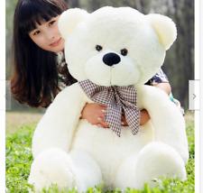 Big Stuffed Teddy Bear Plush Pillow Doll  Animal Toy Birthday Gift 80cm