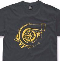 Turbo T-shirt tuning boost Drift Dragster jdm track day gift  tshirt  S - 5XL