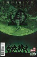 New Avengers #11 Comic Book 2013 INFINITY - Marvel