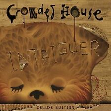 Intriguer Deluxe Edition 2016 Crowded House CD
