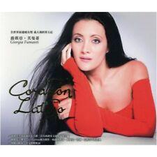 Giorgia Fumanti: Corazon Latino (2014) CD SLIPCOVER TAIWAN