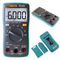 New! Digital Auto-Ranging Multimeter Voltmeter Ammeter Ohmmeter OHM AC/DC Tester