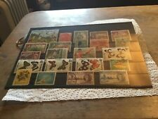Jamaica Mixed Stamps Lot