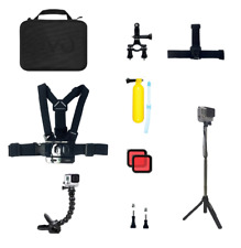 Jivo GoGear Advanced 8-in-1 GoPro Accessory Kit