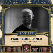 Paul Kalkbrenner - Live @ Tomorrowland 2018 (Belgien) – 22-07-2018 – AUDIO CD