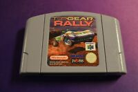 Top Gear Rally - N64 Nintendo 64 Retro Game Cartridge Only PAL - UK FAST FREE
