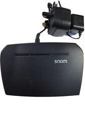Snom M300/EU sola celda estación base con adaptador de alimentación - 2 disponible