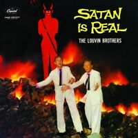 The Louvin Brothers - Satan Is Real [New Vinyl LP]