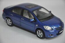 Toyota Vios model in scale 1:18 Blue