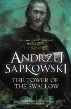 New The Tower of the Swallow By Andrzej Sapkowski, David French