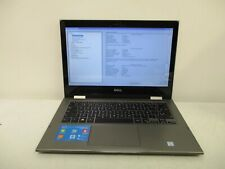 Dell Inspiron 13-5378 Core i7 2.7GHz 8GB RAM 256GB SSD NO OS Incomplete Laptop