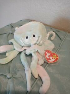 Rare Goochy The Jelly Fish 1999 Mint tags