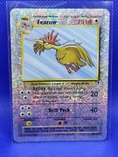 Fearow | Reverse Holo | EX | Legendary Collection 42/110 | Pokemon
