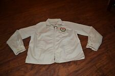 A18- Vintage Olympic Summer Games USA Mexico 1968 Jacket Size 12