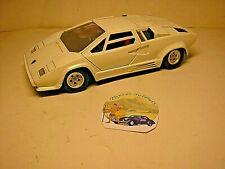 Auto-modell Polistil Tonka Lamborghini Countach 5000 Italy Die-cast sc. 1:25 #SP