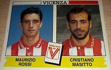 FIGURINA CALCIATORI PANINI 1994/95 VICENZA 550 ALBUM 1995
