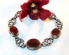 Ancien collier bracelet argent 800 Armschmuck/Bx 212