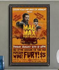 """Mad Max 2 Australia Movie 1981s Poster 13x20/"""" 20x30/"""" 24x36/"""" Art Print #3"""