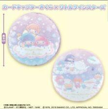 New Limited Edition Cardcaptor Sakura x Little Twin Stars Mochi Cushion Pink #B