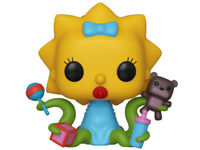 "FUNKO POP ANIMATION SIMPSONS Treehouse of Horror Alien Maggie 4"" FIGURE new!"