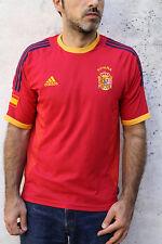 Adidas Climalite Espana Vtg 90s Spain Official Football Club Jersey Shirt M NICE