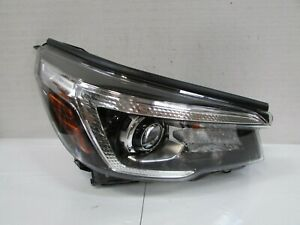 2019 SUBARU FORESTER OEM RIGHT LED HEADLIGHT WITHOUT AFS T1