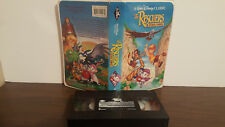 The Rescuers Down Under (VHS, 1991) Black diamond variant