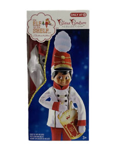 Elf on the Shelf Claus Couture Collection Merry Marcher / Drummer Boy Outfit NIP