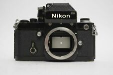 Nikon F2 camera, faulty, with finder