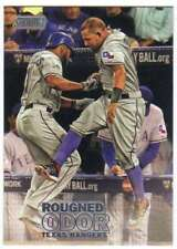 2016 Topps Stadium Club Baseball #283 Rougned Odor Texas Rangers
