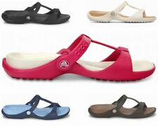 Sandali e scarpe Crocs infradito per il mare da donna