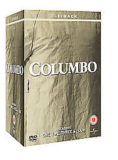 COLUMBO COMPLETE SERIES 1 2 3 4 DVD 1st 2nd 3rd 4th Season New UK R2 Release