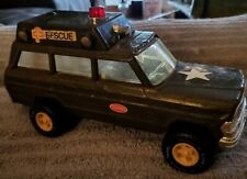 TONKA MILITARY JEEP RESCUE AMBULANCE ~ VINTAGE