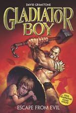 Escape from Evil #2 (Gladiator Boy), Grimstone, David, Good Condition, Book