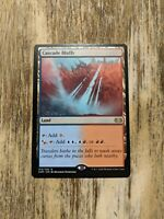 1x Cascade Bluffs, Double Masters 2XM, Magic the Gathering MTG *Pack Fresh*