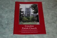 Croydon Parish Church - History of the Church